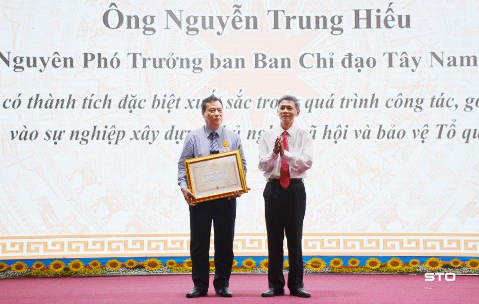 Hơn 90 tập thể, cá nhân tiêu biểu nhận các phần thưởng cao quý của Nhà nước