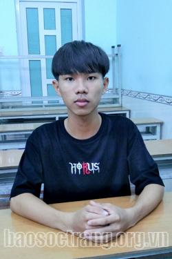 Huỳnh Đức Khánh - Gương mặt thủ khoa kỳ thi tốt nghiệp THPT năm 2020